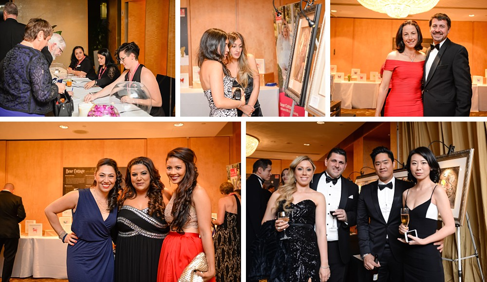 Guests at A Bear Affair 2015 at the Sofitel Sydney Wentworth