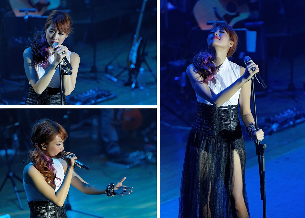 A-Lin Sydney Live Concert with Xiaoyu and Shin