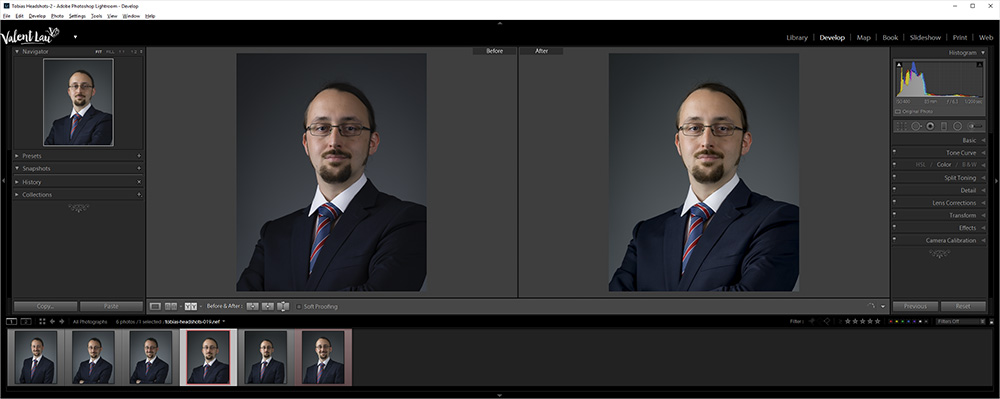 Should your office headshots be retouched?