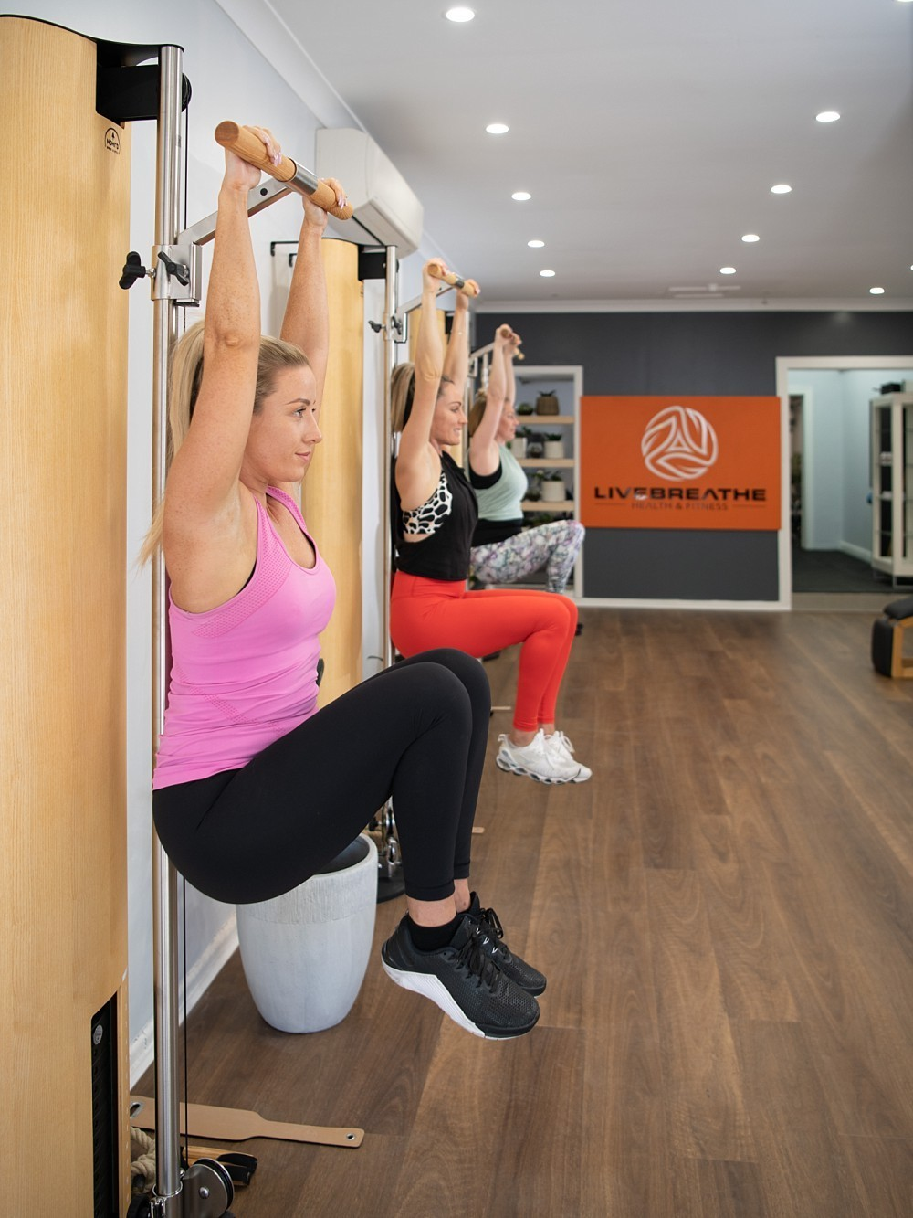 Women working out at boutique Sydney gym