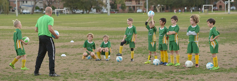 Maroubra Mariners • Soccer Training for The German Football Association