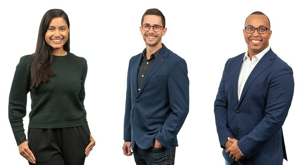 Half Body and 3/4 Portraits for corporate business profiles