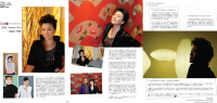 Tamara Guo Interview – 3 page article in The ONE Magazine Aug 2011