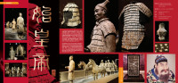 The First Emperor: China's entombed warriors – 3 page article in The ONE Magazine Jan 2011